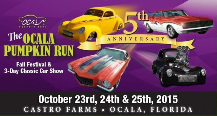 The Ocala Pumpkin Run Fall Festival 2015