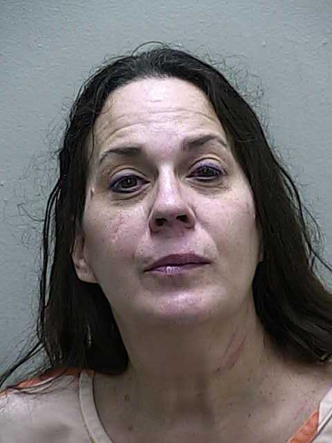 A jealous rage lands a Silver Springs woman in jail