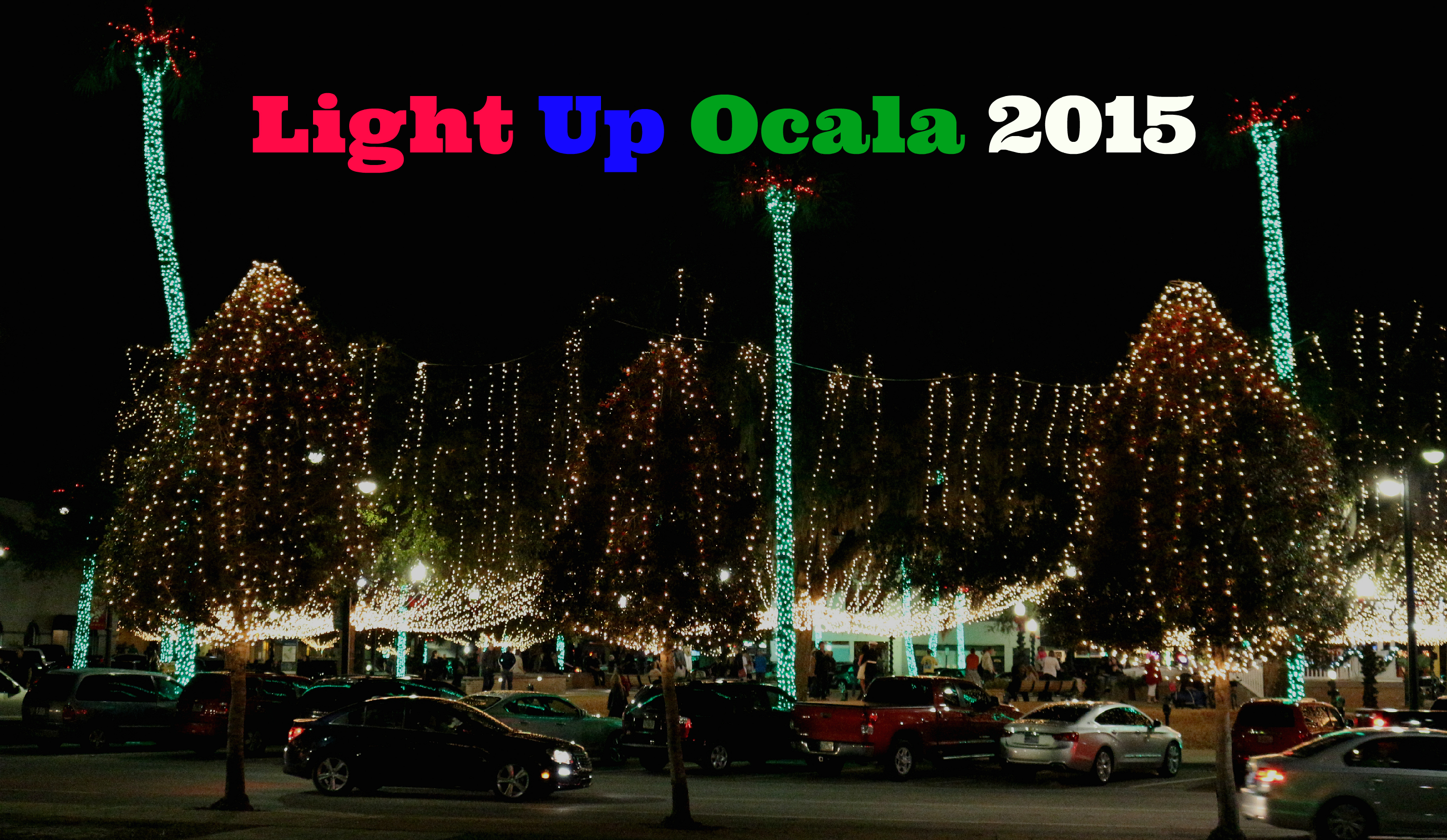 light up ocala November 2015