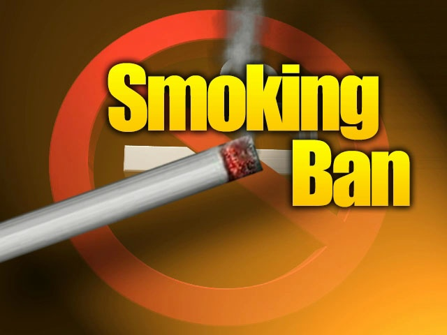 Smoking ban in standardized public housing