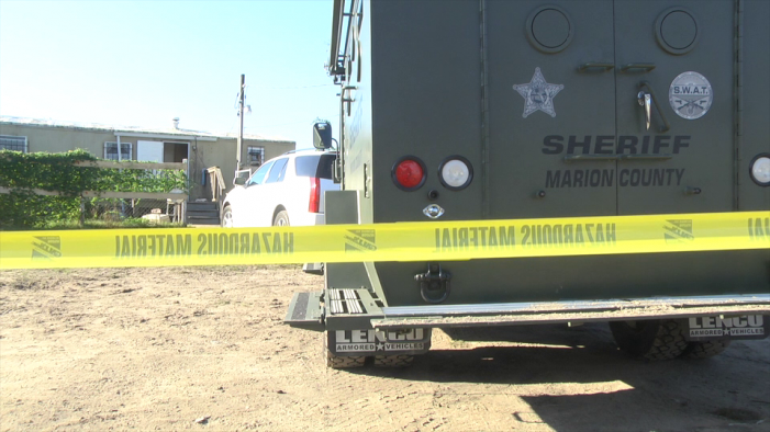 MCSO: Shots fired at SWAT and UDEST agents
