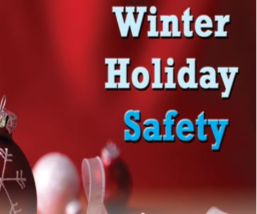 Winter and holiday safety tips from Marion County Fire Rescue