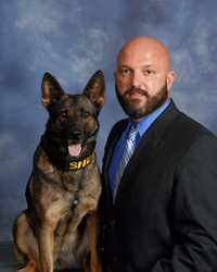 Marion County Sheriff's Office K-9 Unit Interdiction Commander suspended
