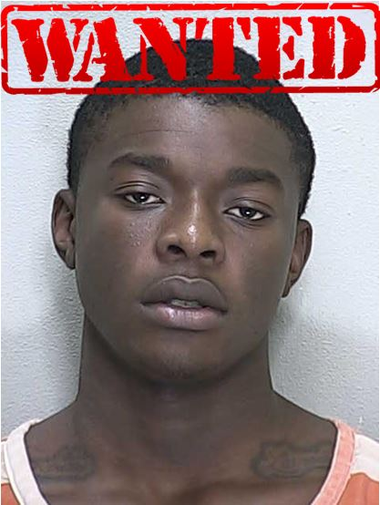 Dangerous teen on the run in Ocala