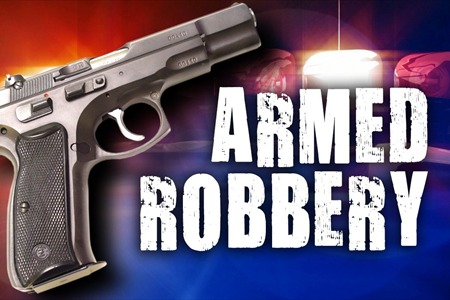 Armed robberies in Ocala