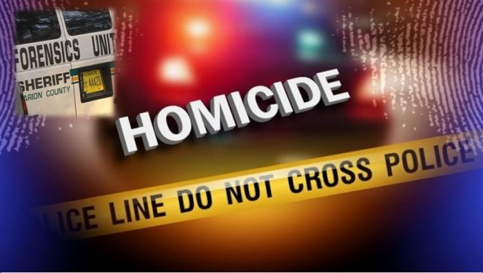 Homicide in Silver Springs