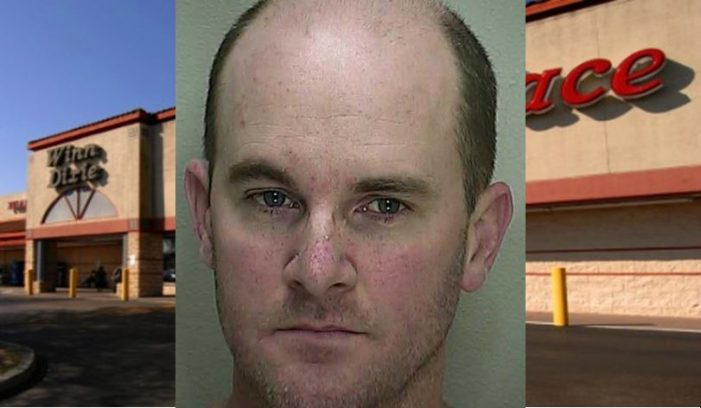 Winn-Dixie manager arrested