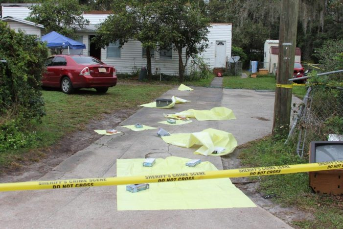 Triple homicide investigation in Lakeland