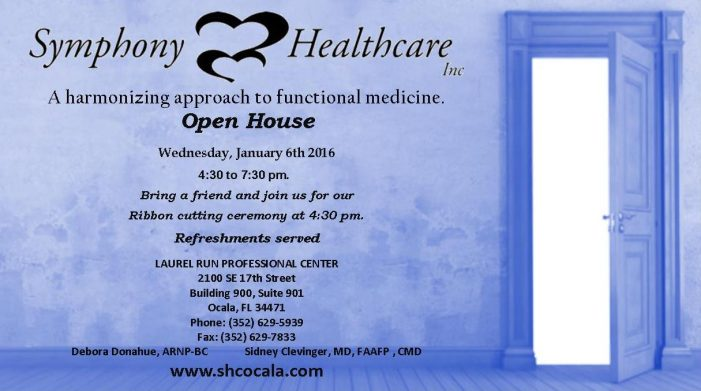 Open house at Symphony Healthcare