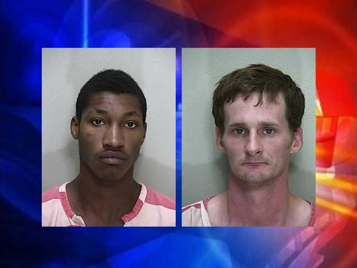 Summerfield men arrested for contact with same girl