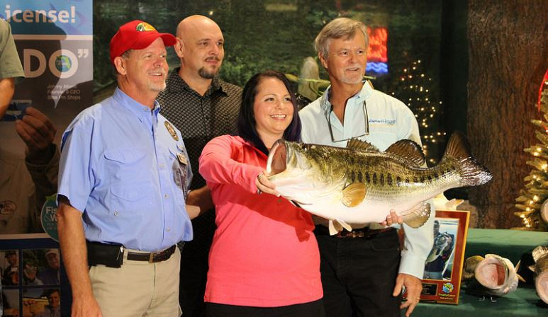 trophycatch, FWC, bass, ocala news, fishing, florida fishing