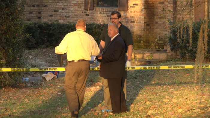 Husband and family being questioned in woman's death