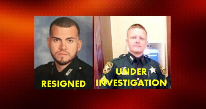 Deputy resigns, another under investigation, FBI now involved