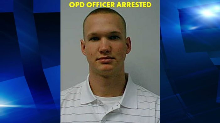 "Ocala police officer arrested; getting ""high"" and playing video games while on duty"