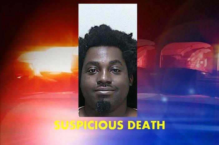 Man found dead; police say death was a homicide