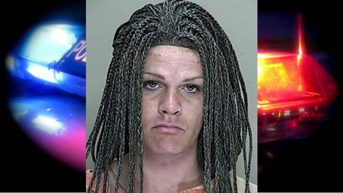 Wanted fugitive captured in Ocala