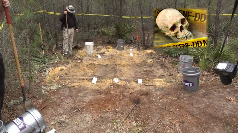 skeleton, human remains, ocala news, marion county news, skeleton found, body found
