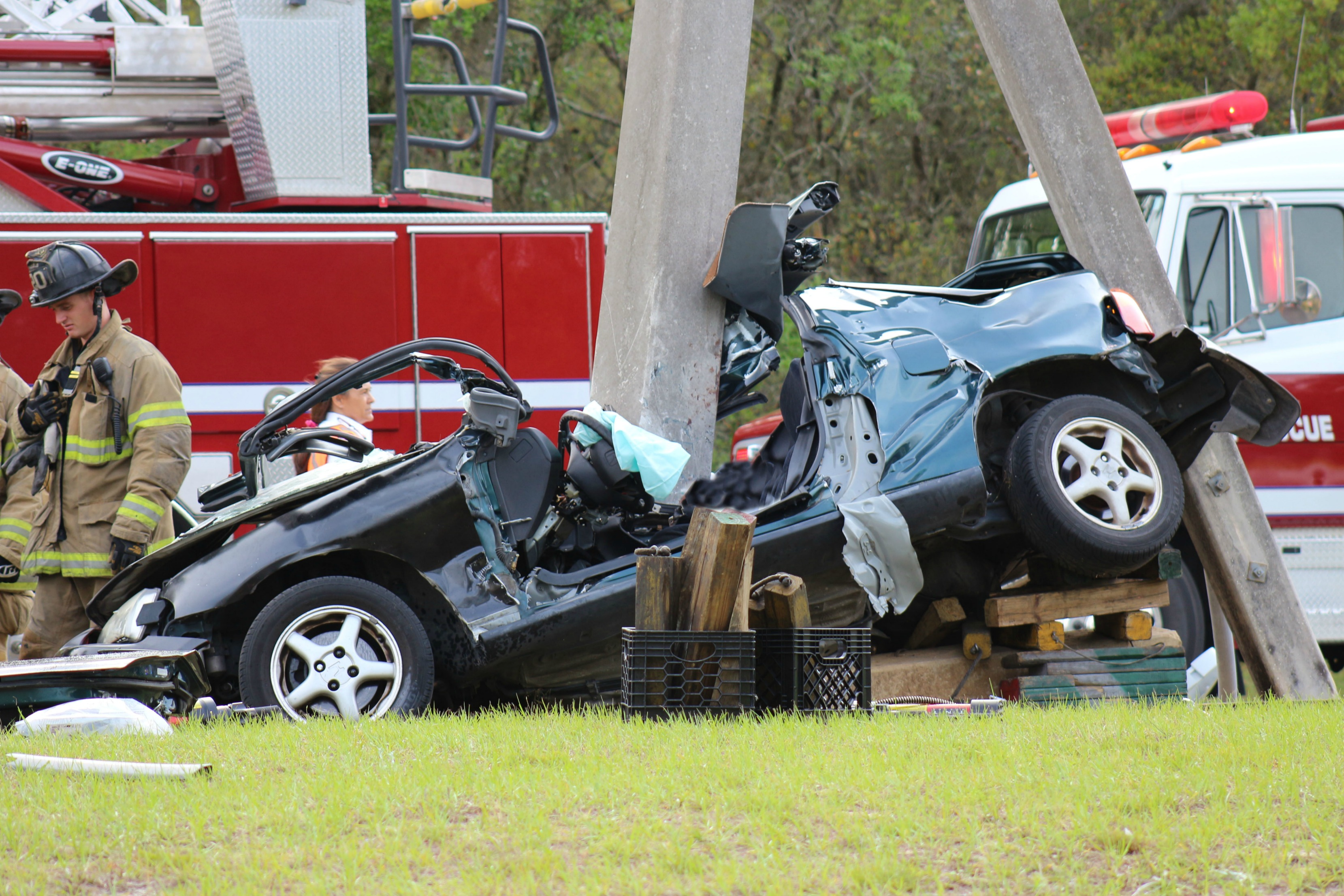 Street racing could be cause of fatal crash in Marion Oaks