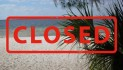 Kiwanis Beach closed until further notice