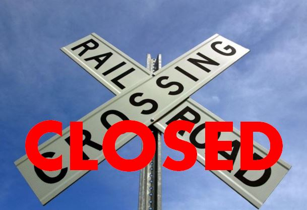 CSX to close several railroad crossings