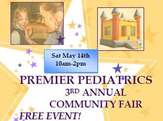 Premier Pediatrics to host their 3rd Annual Community Fair