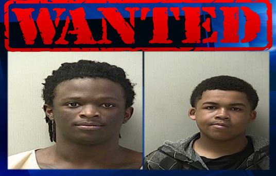 shooting, ocala news, marion county news, teens wanted for murder