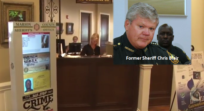 Former Sheriff's kiosk program under investigation, removed from businesses