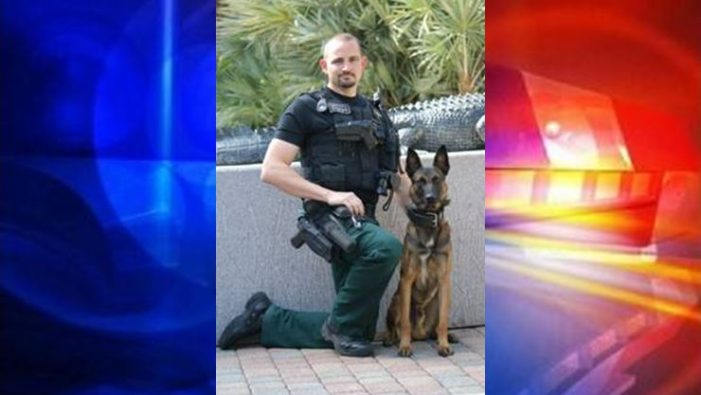 Deputy not charged with K-9's death and keeps job, citizens outraged