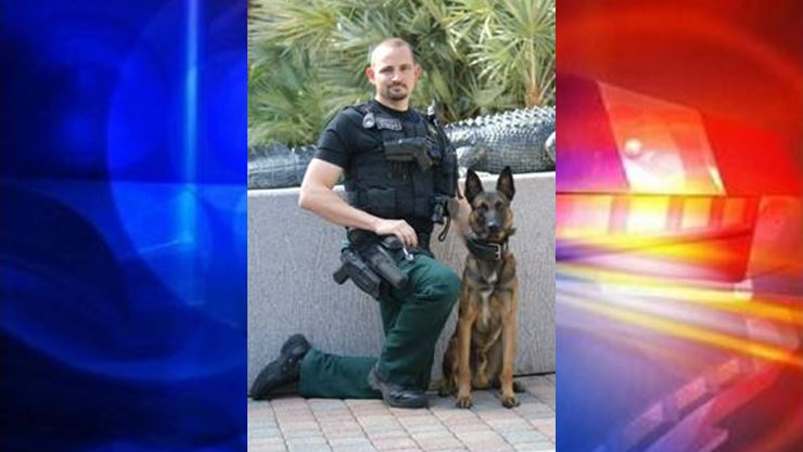 K-9 dies in car, deputy killed dog, dog left in car by cop, gainesville news, do not leave pets in cars