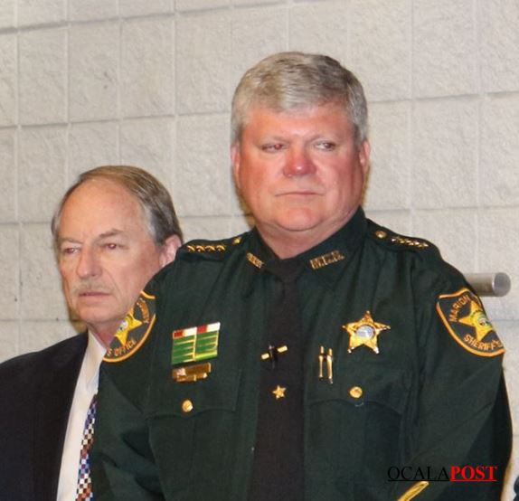 chris blair, sheriff chris blair, blair makes deal, blair resigns,