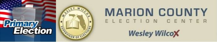 Marion County 2016 Primary Election Results