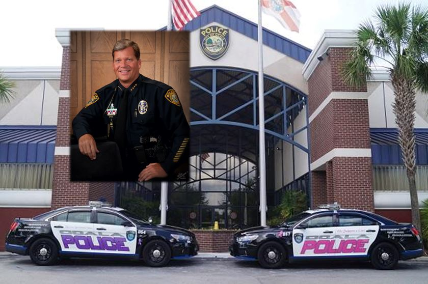 Ocala Chief of Police Kenneth Gregory Graham, sexual harassment, racist chief, sexual battery, ocala post, ocala news