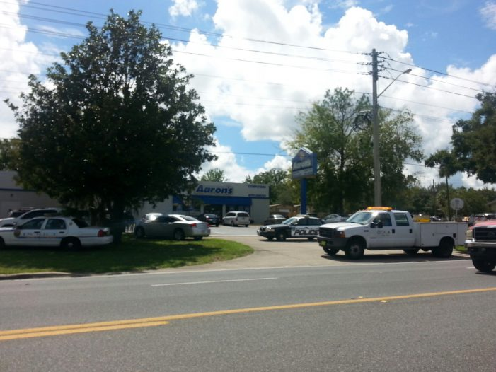 Man shoots himself at Ocala library complex