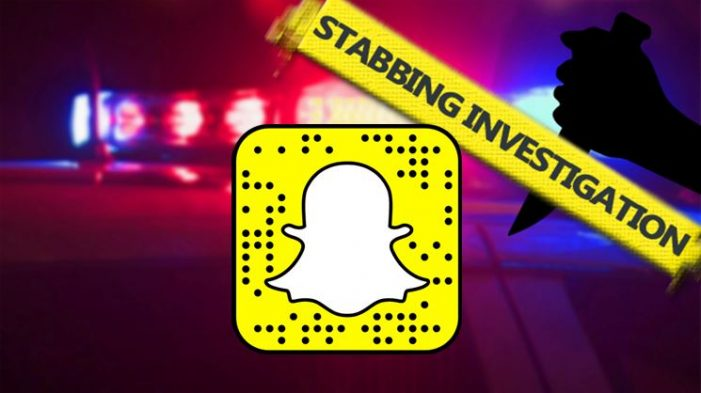 Teen robbed and stabbed after Snapchat listing