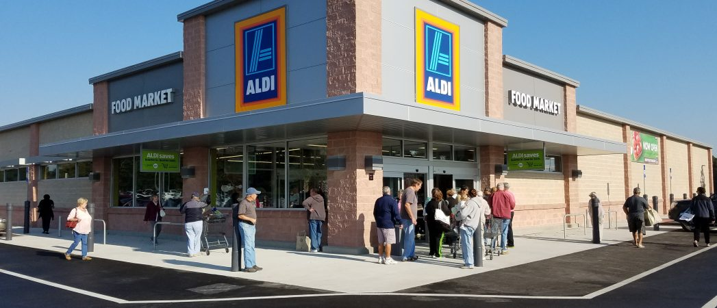 Now open: ALDI store on SR 200 is prototype for future builds