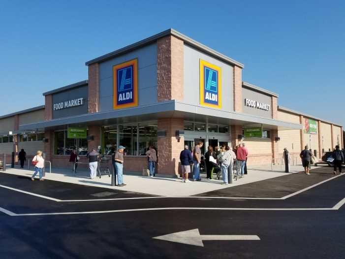 ALDI store grand reopening in Ocala