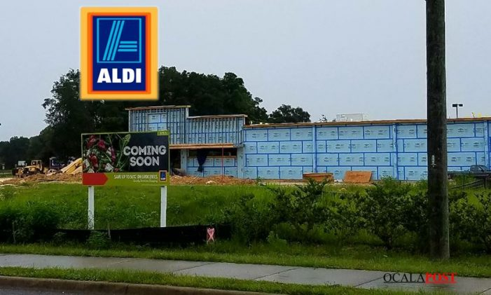 It's here, ALDI grand opening for new location