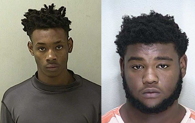 Two teens arrested following high-speed chase, one confessed to armed robberies