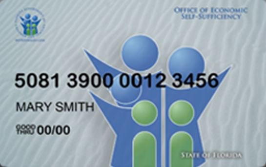 Florida Access Food Stamp Card