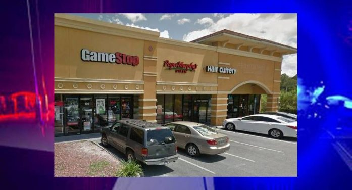 GameStop employee robbed at gunpoint in parking lot