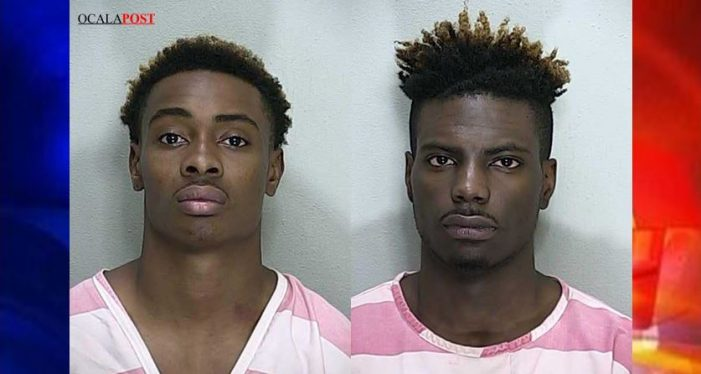 """Clown"" and his accomplice arrested on armed robbery charges"