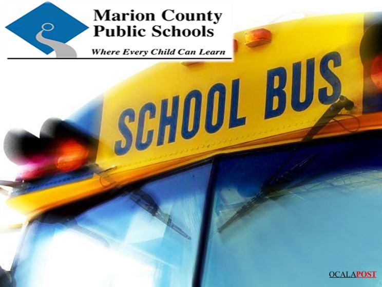 marion county school bus, public school, ocala post, ocala news, bus crash,
