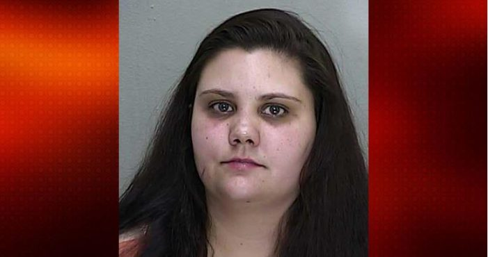 A woman who refuses to accept a break-up faces felony charges