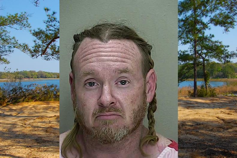 lake bryant campground, armed robbery, robbery, thief, aggravated assault, marion county news, ocala news