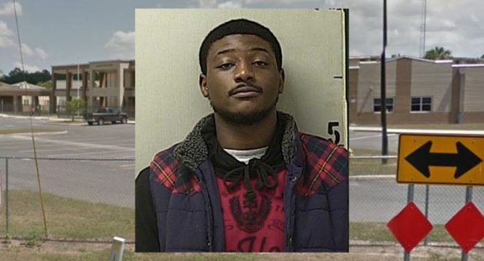 High school senior arrested, allegedly threatened to shoot student, had loaded gun