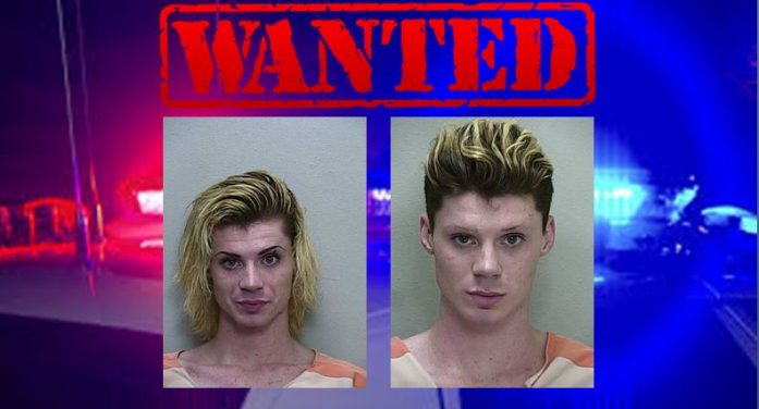 Suspect wanted for violation of felony probation