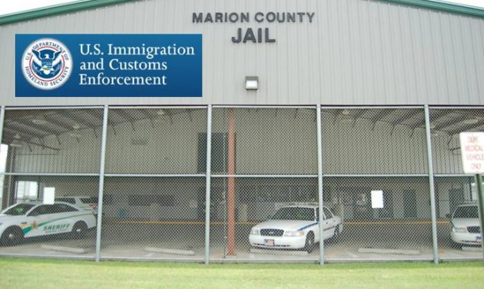 Marion County Jail on ICE's Declined Detainer Outcome Report