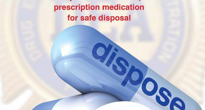 Ocala Police Department National Prescription Drug Take Back Day