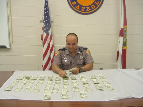 Troopers take $43,805 from vehicle, no arrests made