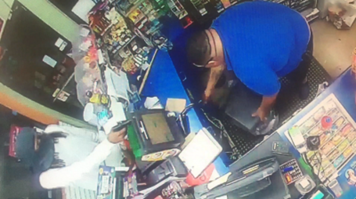 Two arrested in Citgo gas station robbery